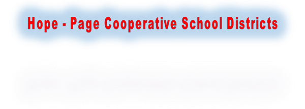 Hope - Page Cooperative School Districts