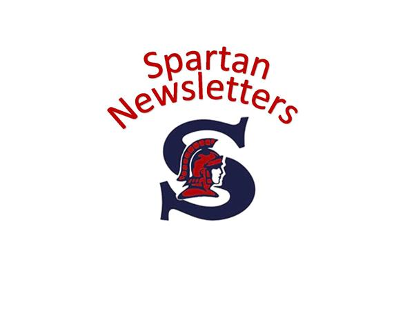 Spartan Newsletters - NOW on our YouTube Channel!!! Select the links below & Enjoy!!!