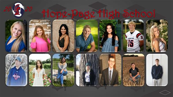 Hope-Page HS Class of 2020 Graduation 5/23/2020
