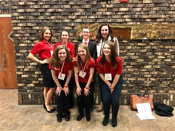 Congrats to the Hope-Page FCCLA team!!!
