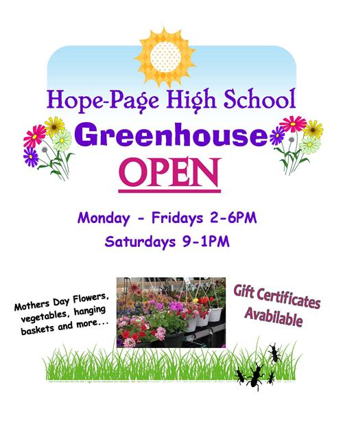 Hope-Page Greenhouse
