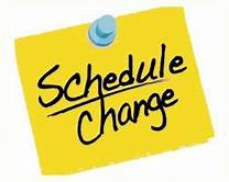 Due to the Boys Barns Co. Tourney, Mon., 1/20 - JV/V GBB game in Page vs. Maple Valley has been moved to Friday, Feb., 14th. GBB will have practice in Hope at 8:00am,  leave Page at 7:40am on 1/20. NO JH BBB practice on 1/20.